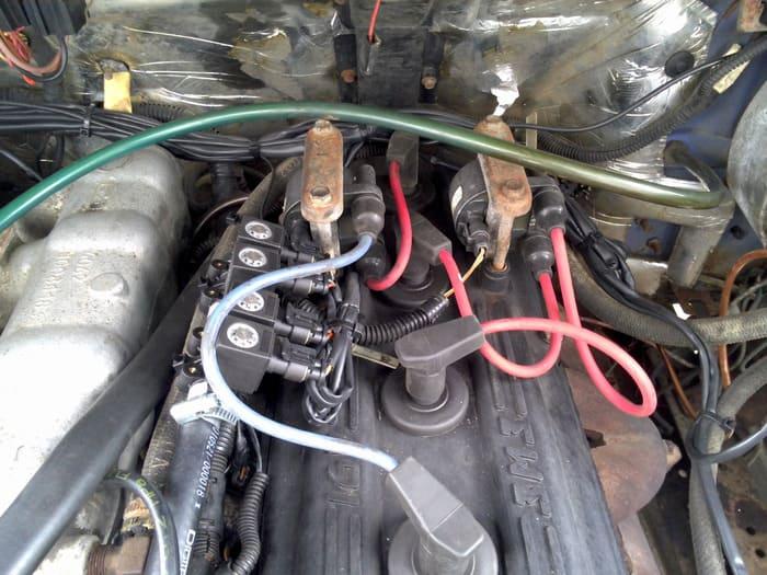 Установка гбо на газель 402 двигатель