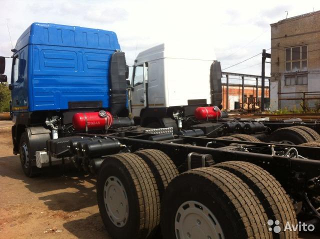 Установка газодизельного оборудования на МАЗ