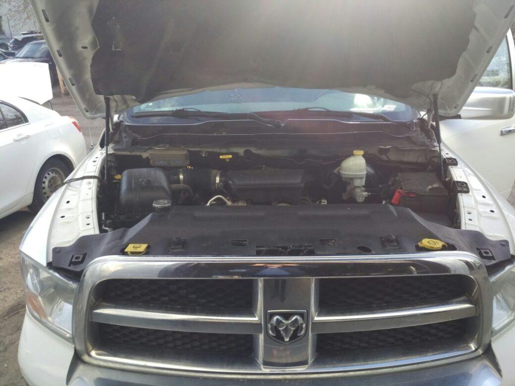Установка ГБО Пропан на Dodge