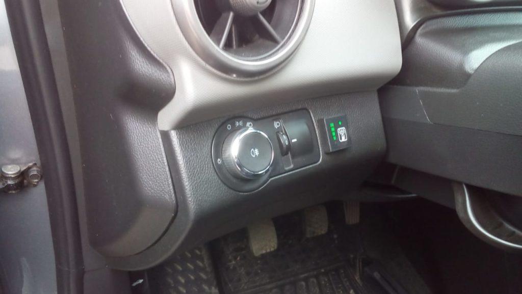 Установка ГБО Пропан на Chevrolet Aveo